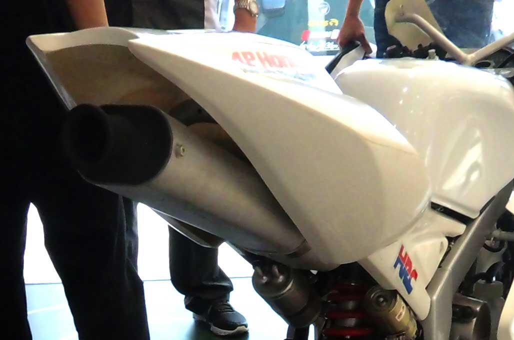 Intip Spesifikasi NSF100 untuk Pembibitan Pembalap Lokal