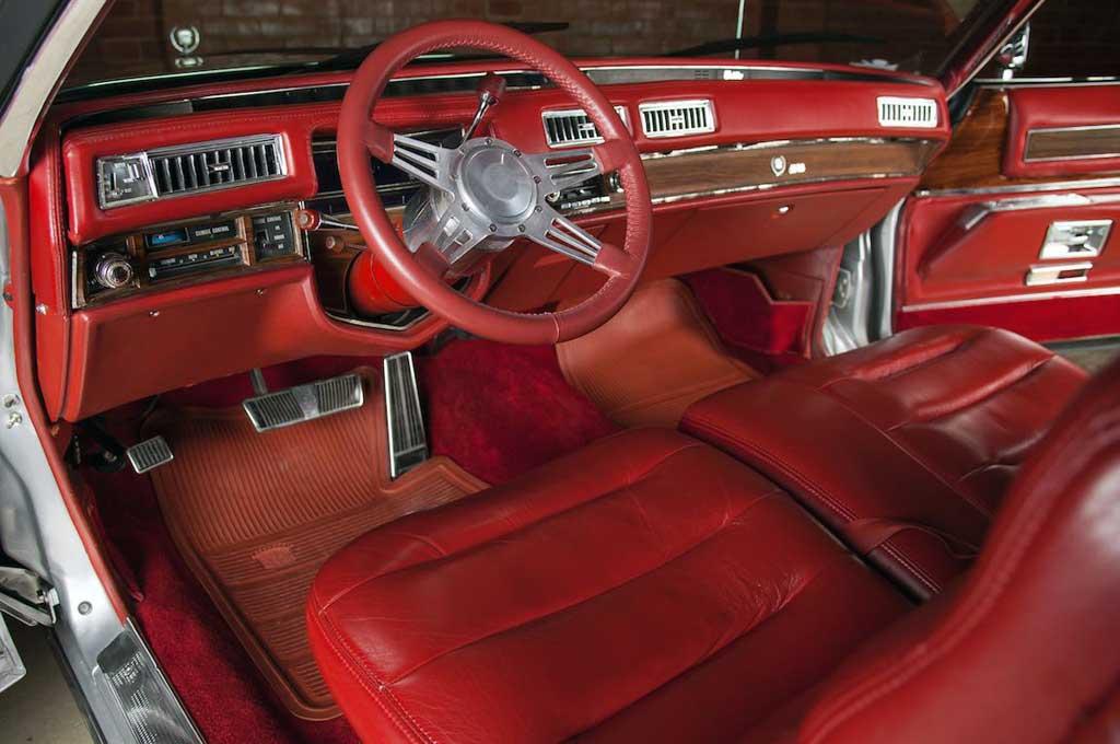 Intip Proses Restorasi Cadillac Pickup 'El Camino' 1976
