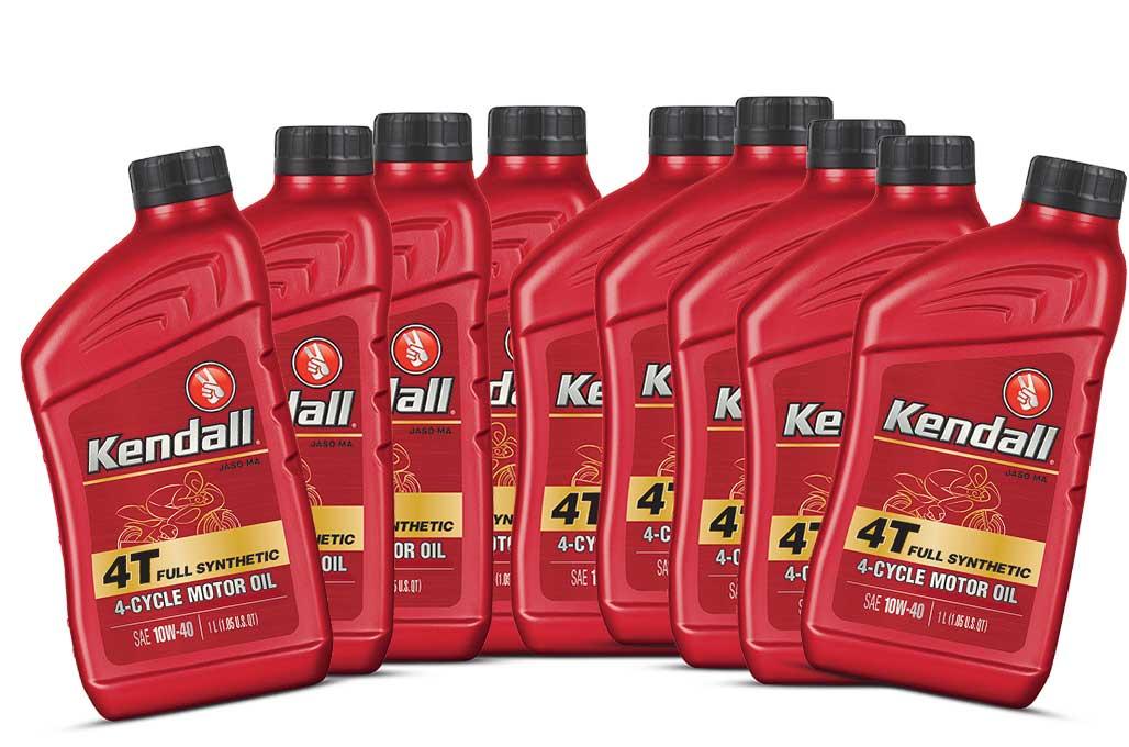 Kendall Oil Ramaikan Pasar Pelumas Motor Nasional