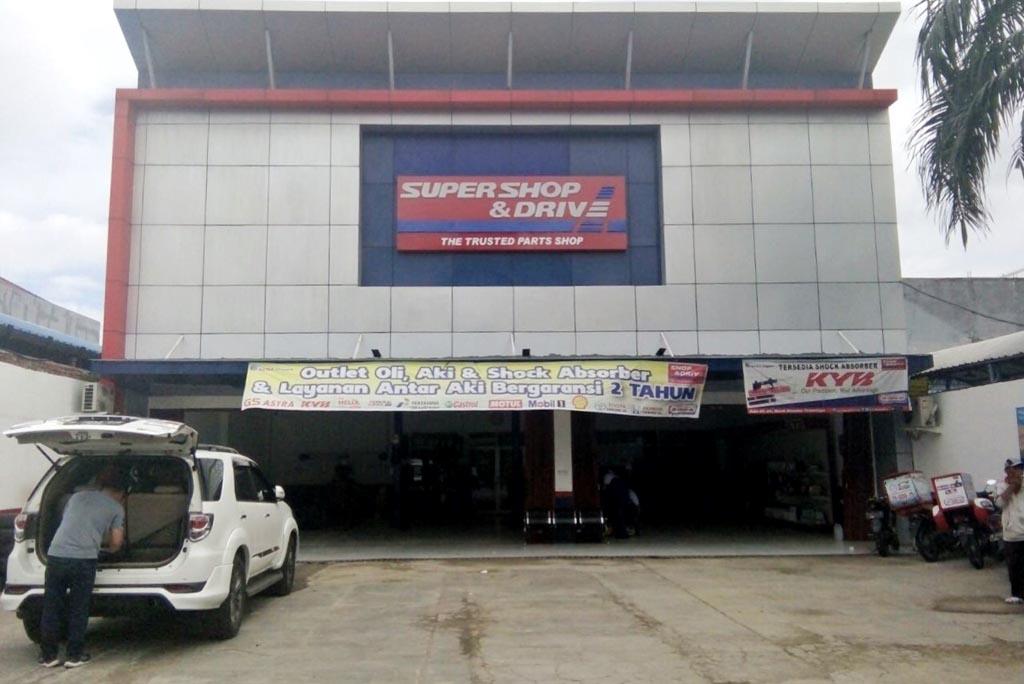 Shop & Drive Tuntaskan Keluhan Kontrol Kualitas