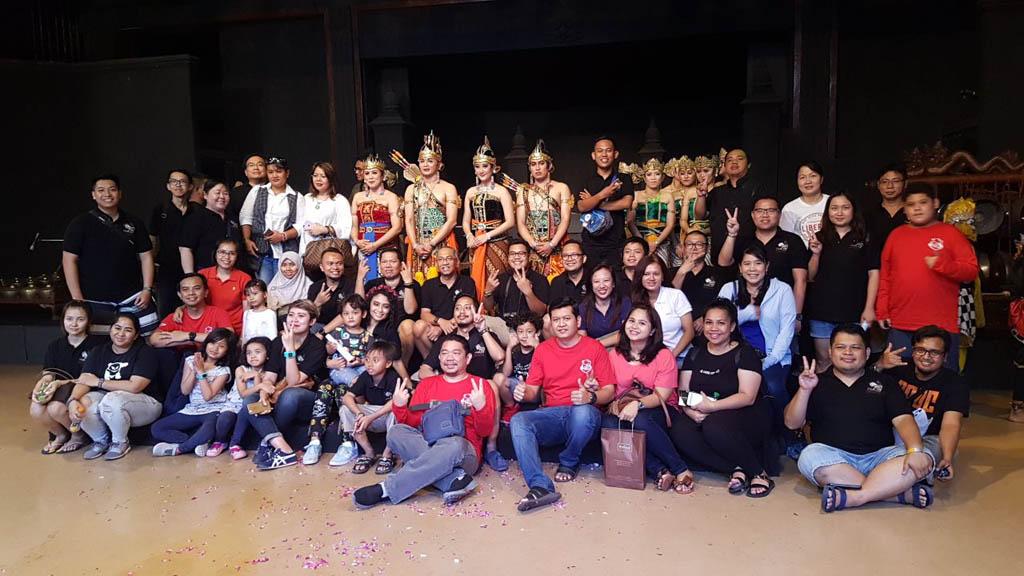 HUT Kedua, Komunitas T-RAX Trip ke Jogja