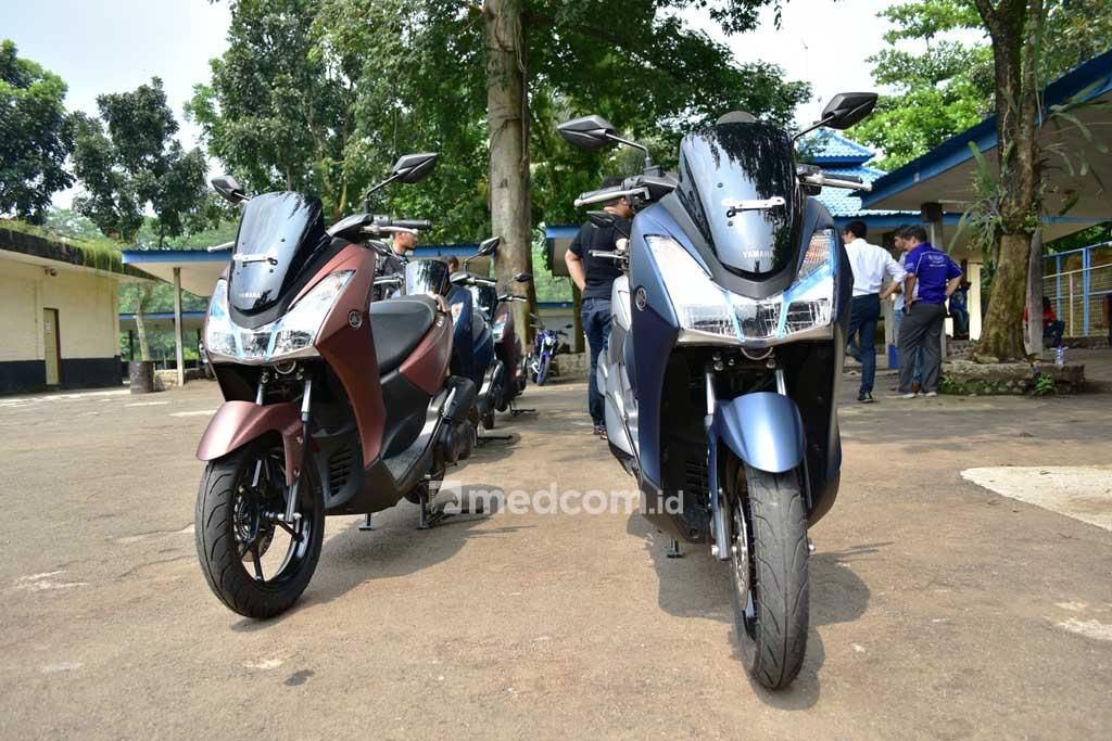 Yamaha Lexi Usung Basis Mesin Aerox 155