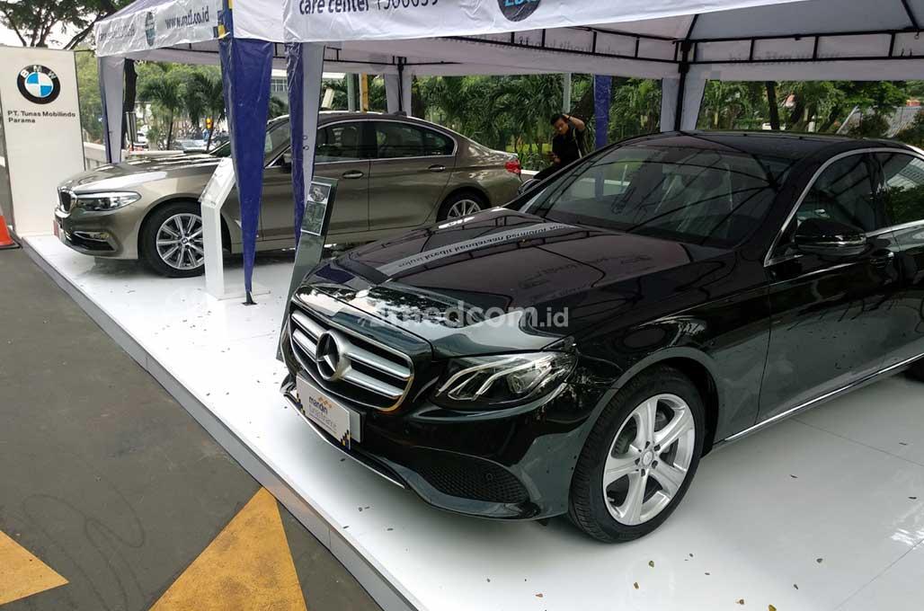 Pameran Skala Kecil, Sumbang Penjualan Mobil Nasional