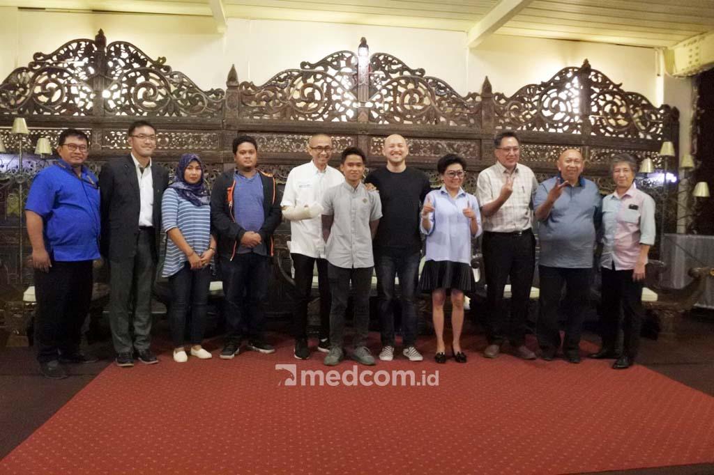 Protes ke CoC Sentul, Galang Hendra Tersulut Emosi