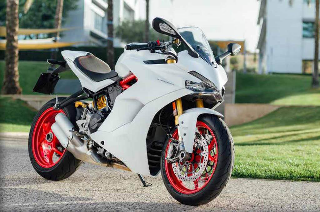 Berpotensi Terbakar, Ducati Recall Supersport dan Supersport S