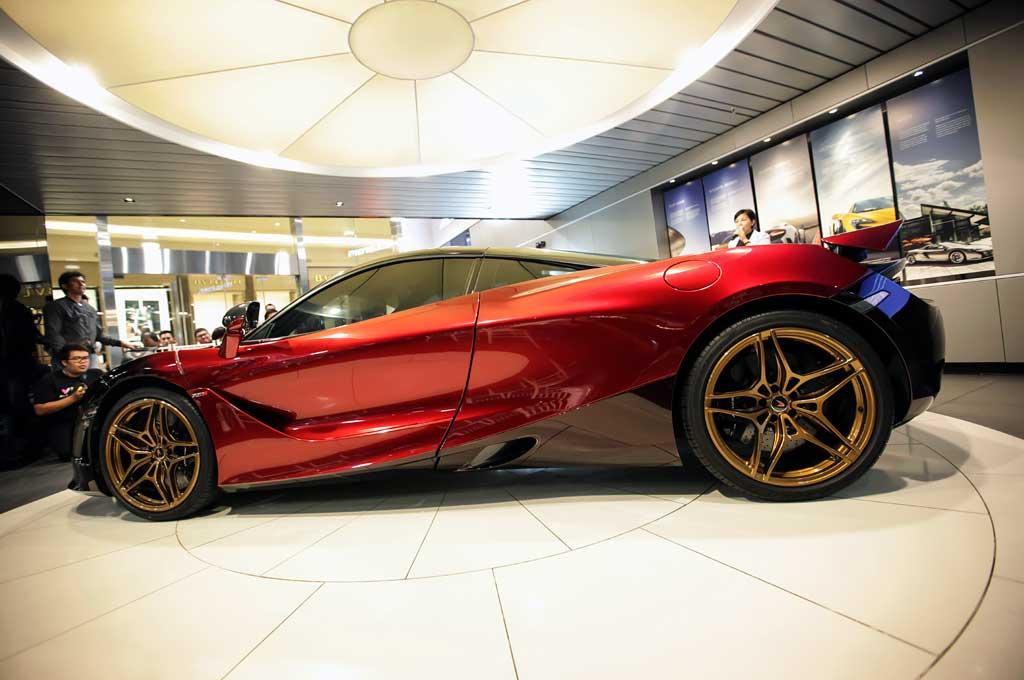 McLaren Boyong 720s Velocity Edition ke Jakarta