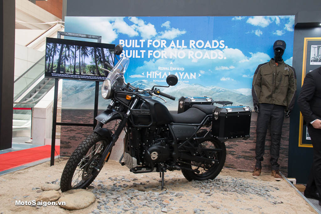Royal Enfield Rilis Himalayan di Vietnam