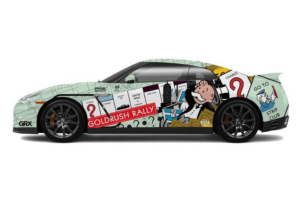 Pasang Stiker Desain Grafis Mobil ala Scott Kepple