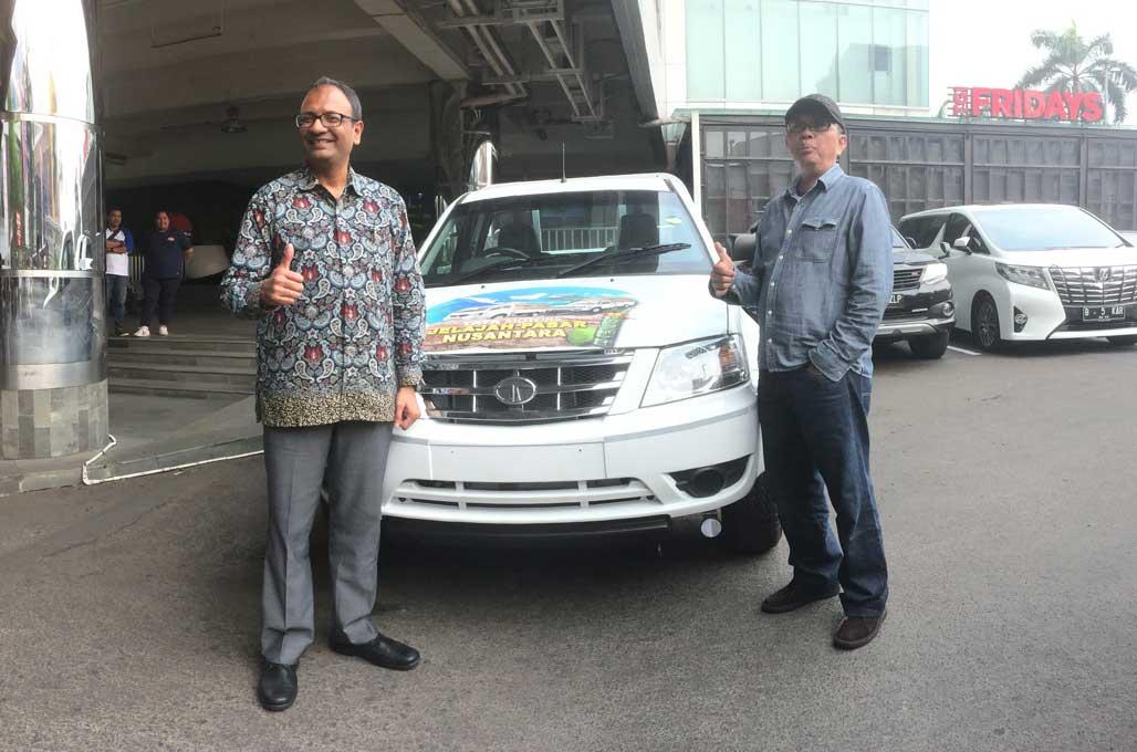 Uji Kemampuan, Super Ace dan Xenon Bakal Jelajahi Sumatera