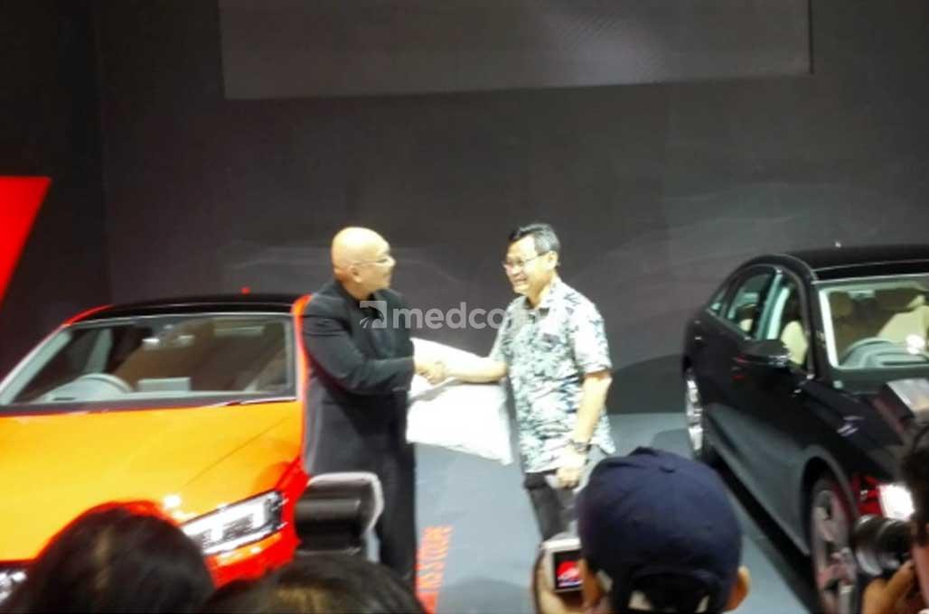 New A8 L & New RS 5 Coupe, Lengkapi Keluarga Sedan Audi Indonesia