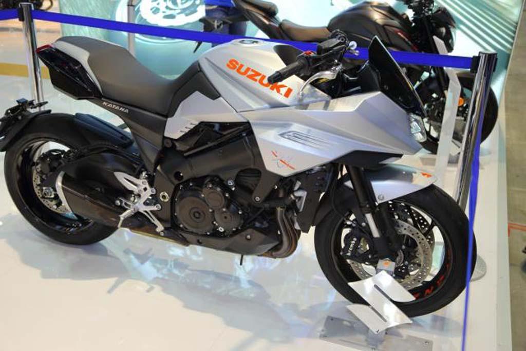 Suzuki Pamer Teaser Motor Sport Terbarunya