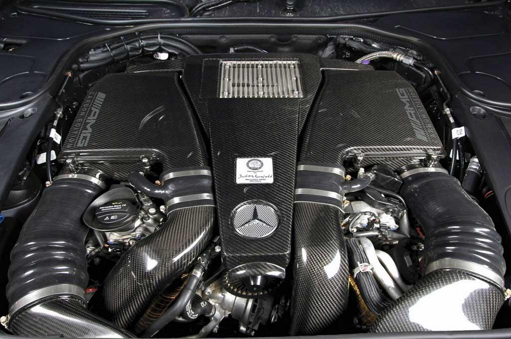 Mercedes-AMG S63 Cabriolet Bertenaga Monster