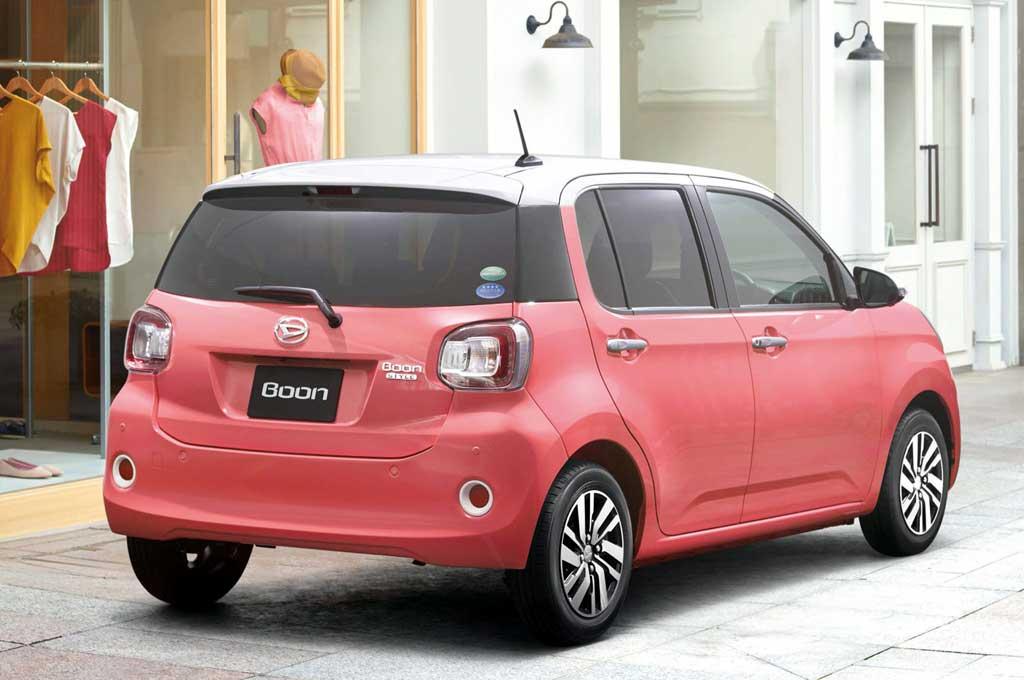 Intip Daihatsu Boon Kembaran Sirion