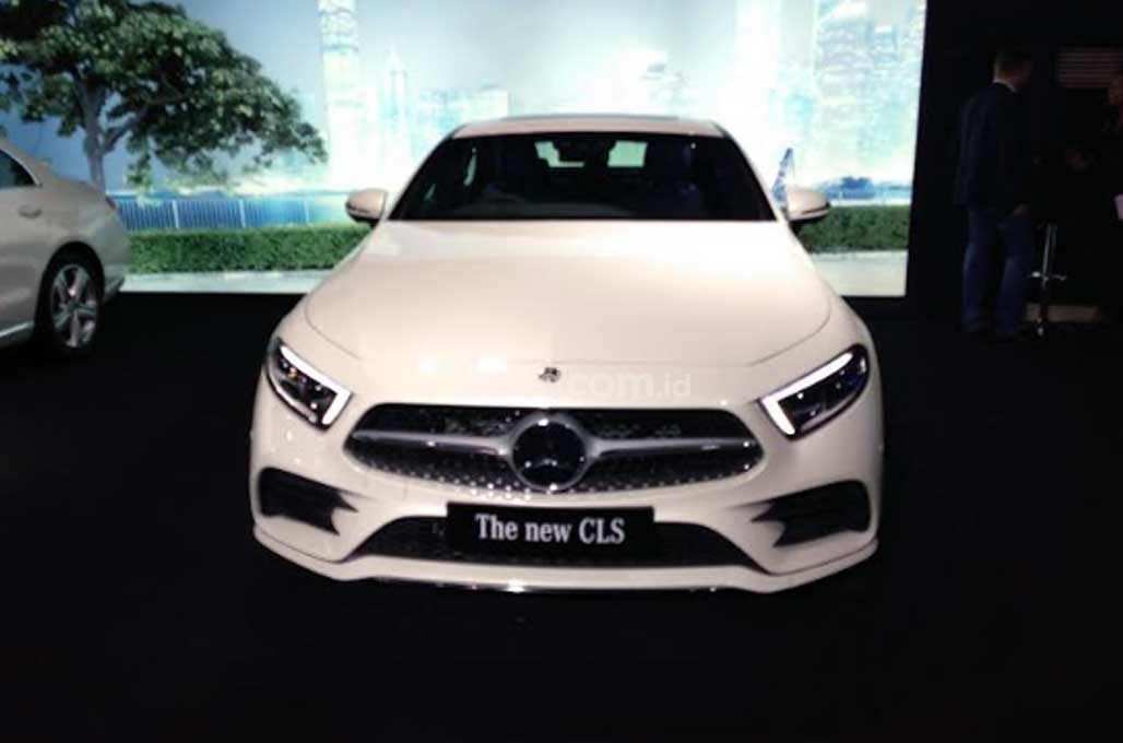 Mercedes-Benz New CLS 350 AMG Line, Si Hidung Hiu