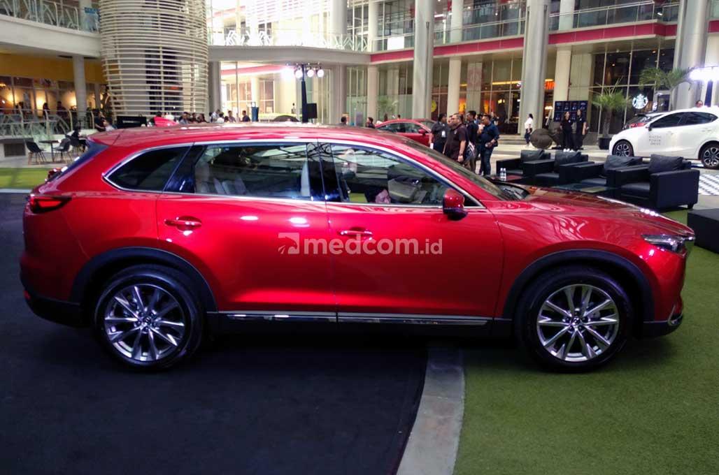 All New Mazda CX-9 Lengkapi Persaingan Segmen SUV Premium