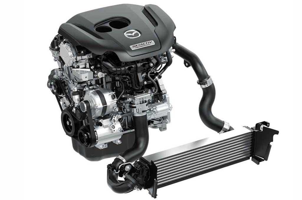 Gendong Mesin Baru, Mazda CX-5 dan CX-9 Debut di Jepang