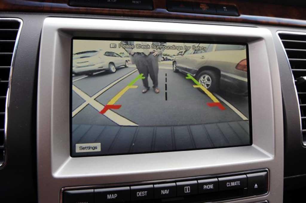 Optimalkan Sensor Parking Mobil