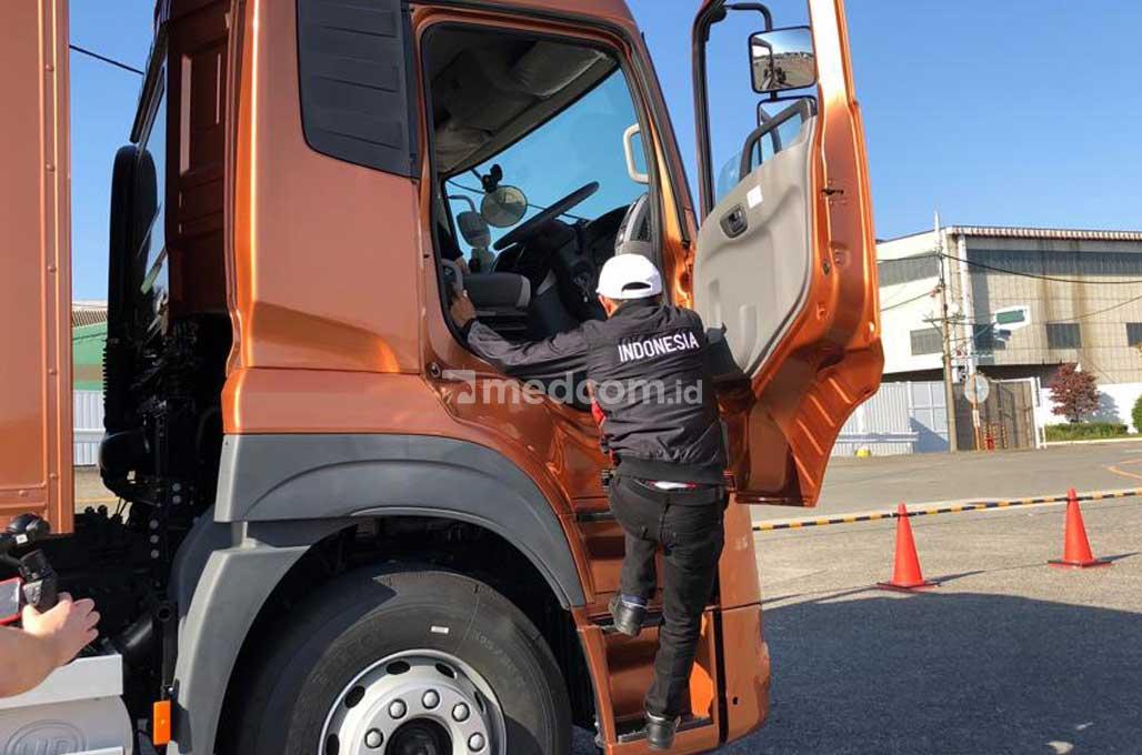 UD Trucks Extra Mile Challenge, Tujuannya Efisiensi Biaya