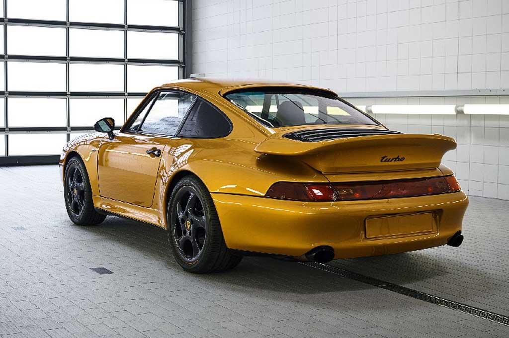 Porsche Klasik Turbo 933 Ini Dihargai Rp46 Miliar