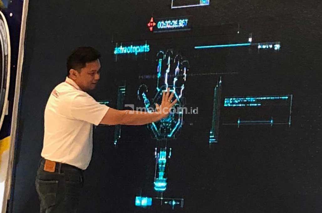 Beli Komponen Otomotif, Bisa Manfaatkan Platform Digital