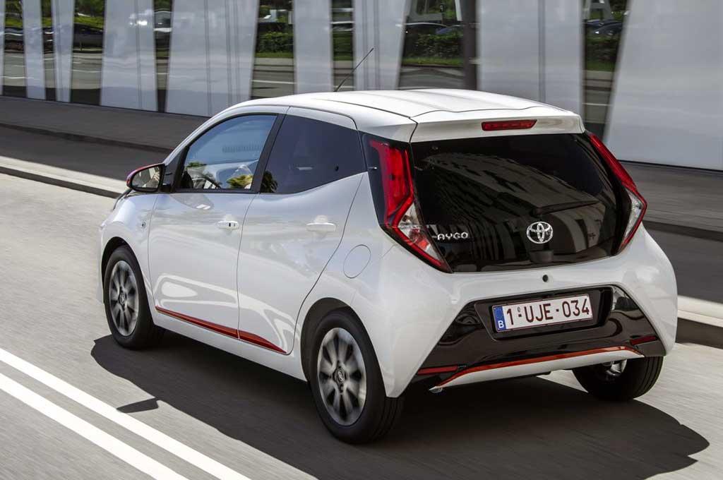 Toyota dan PSA Stop Produksi City Car