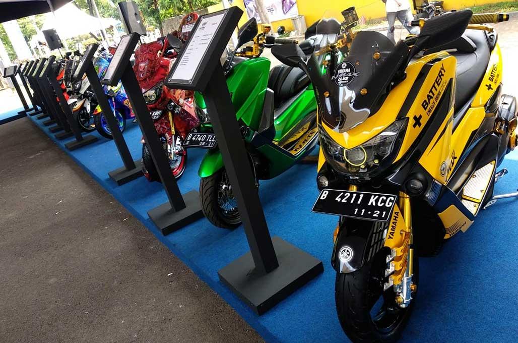 CustoMaxi Yamaha, Ingsut ke Yogyakarta