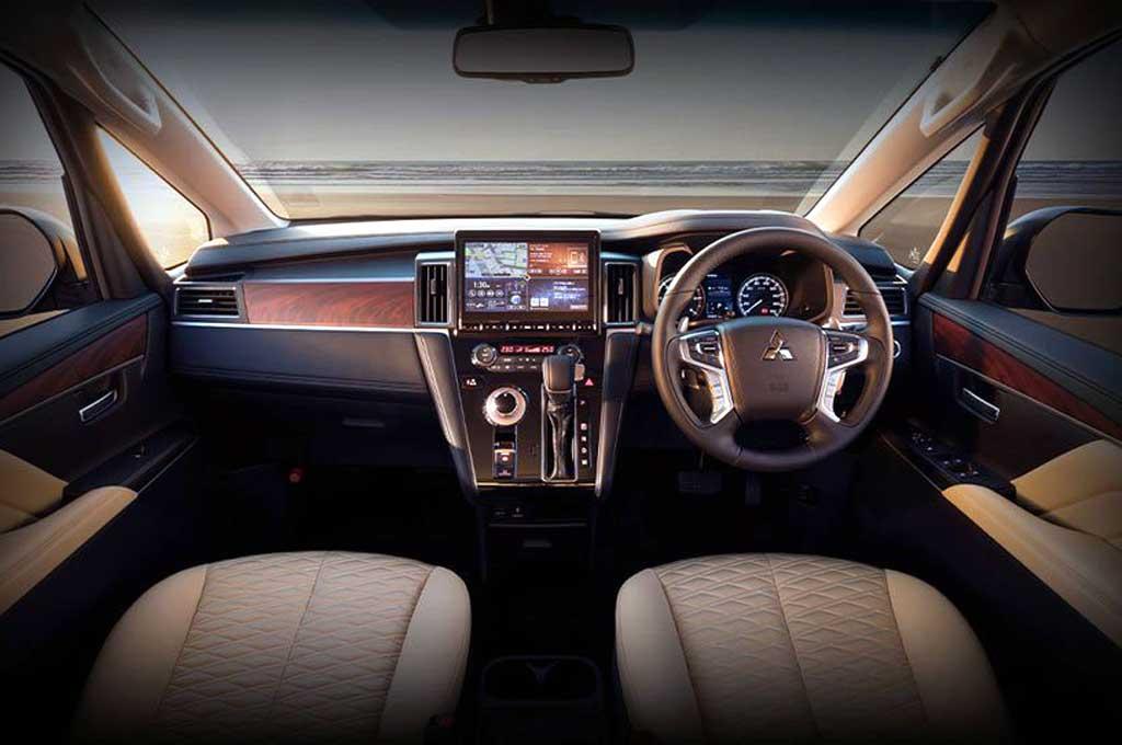 Mitsubishi Ungkap Delica Baru