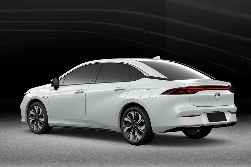 GAC Motor Tantang Tesla dengan Aion S
