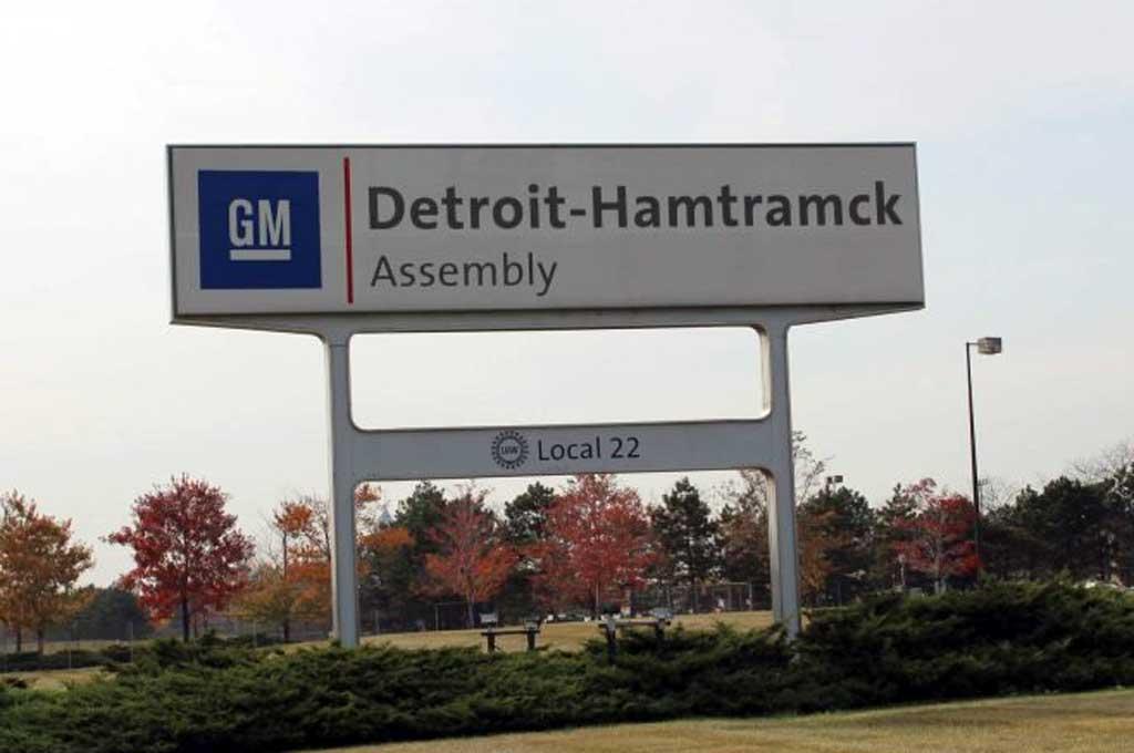 General Motors Bakal Tutup Lima Pabrik di Amerika