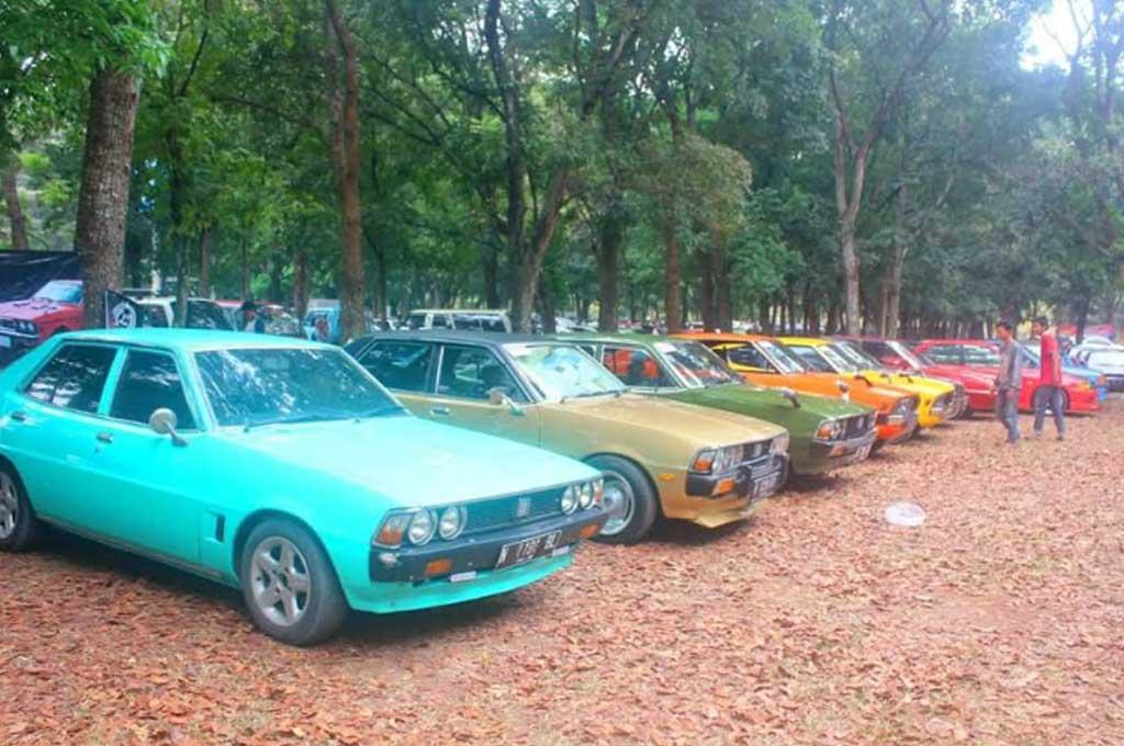 Keseruan Jamnas Kedua Mitsubishi Lovers Family
