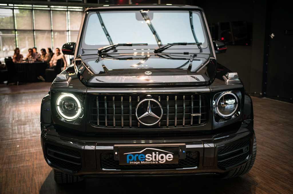 Prestige Boyong Mercedes-Benz G63 Edisi Terbatas
