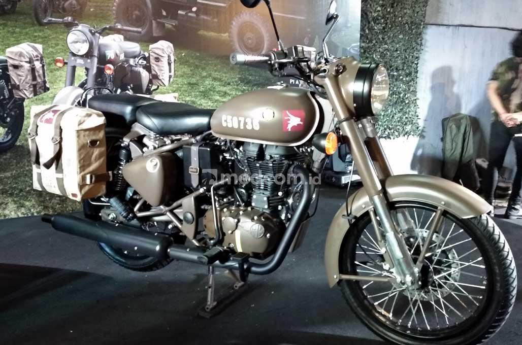 Royal Enfield Classic 500 'Pegasus' Hanya Diproduksi Seribu Unit