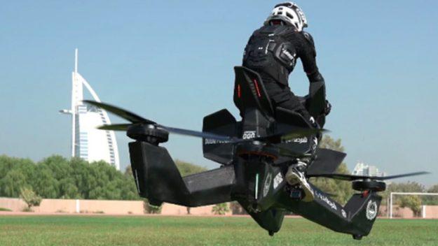 Hoverbike, Sepeda Motor Terbang yang Mulai Dijual