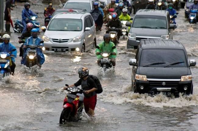 Motor Mogok Usai Libas Banjir? Cek Tiga Komponen Ini