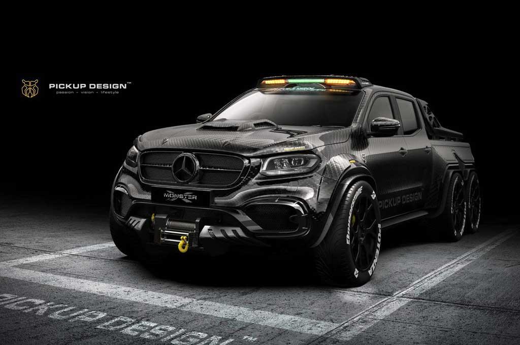 Exy Monster X Concept ala Carlex Design