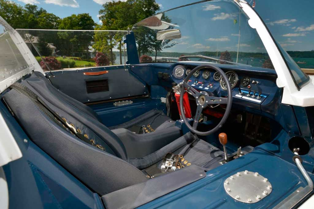 Intip Mobil Balap Klasik Ford GT Competition Prototype