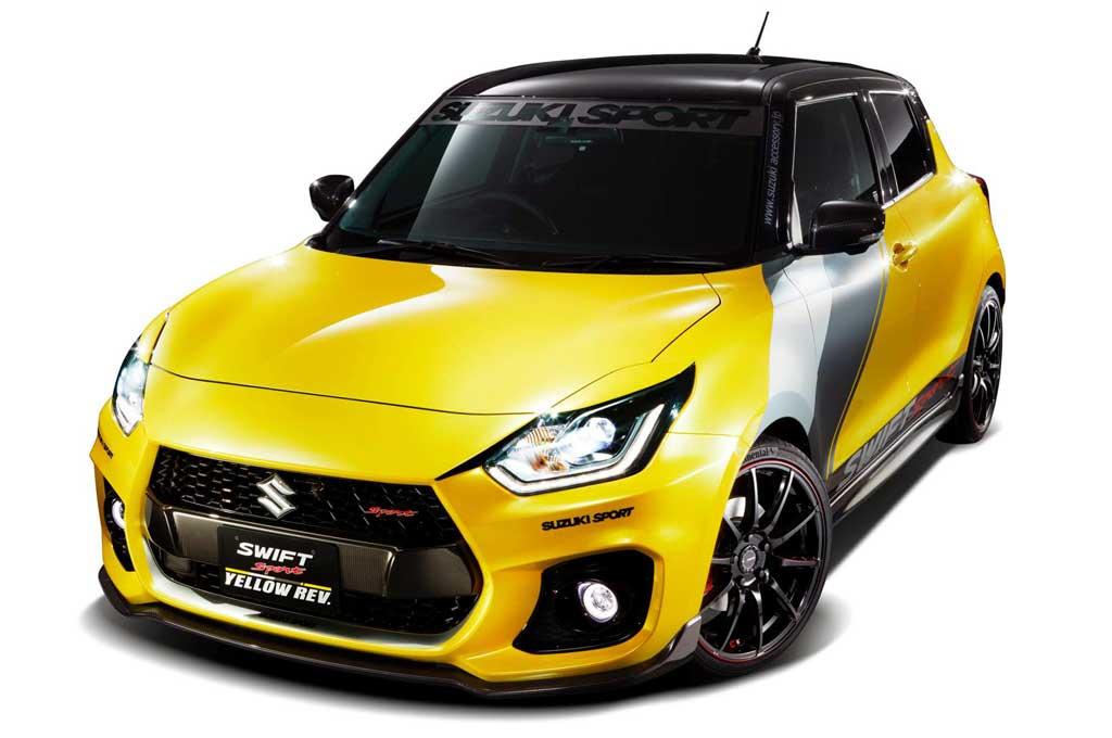 Mobil Konsep Modifikasi Suzuki, Bakal Nongol di Tokyo Auto Salon