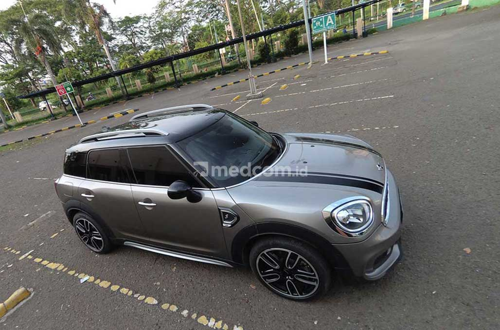 Jajal Sensasi 'Gokart' New MINI Cooper S Countryman