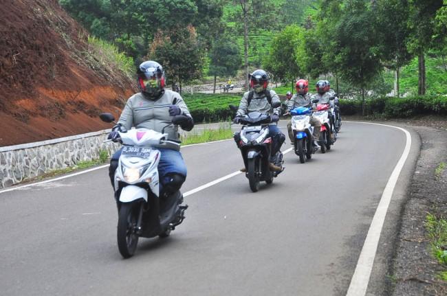 Pastikan Liburan Pakai Sepeda Motor Aman