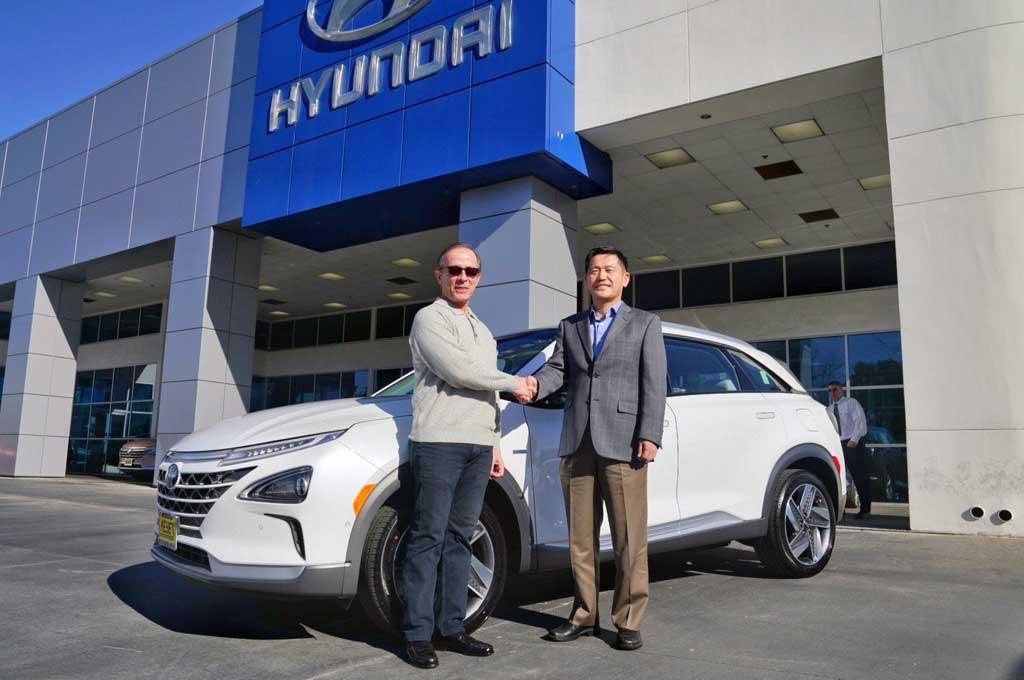 Sasar Segmen Hybrid, Hyundai Nexo Siap Recoki Toyota Mirai