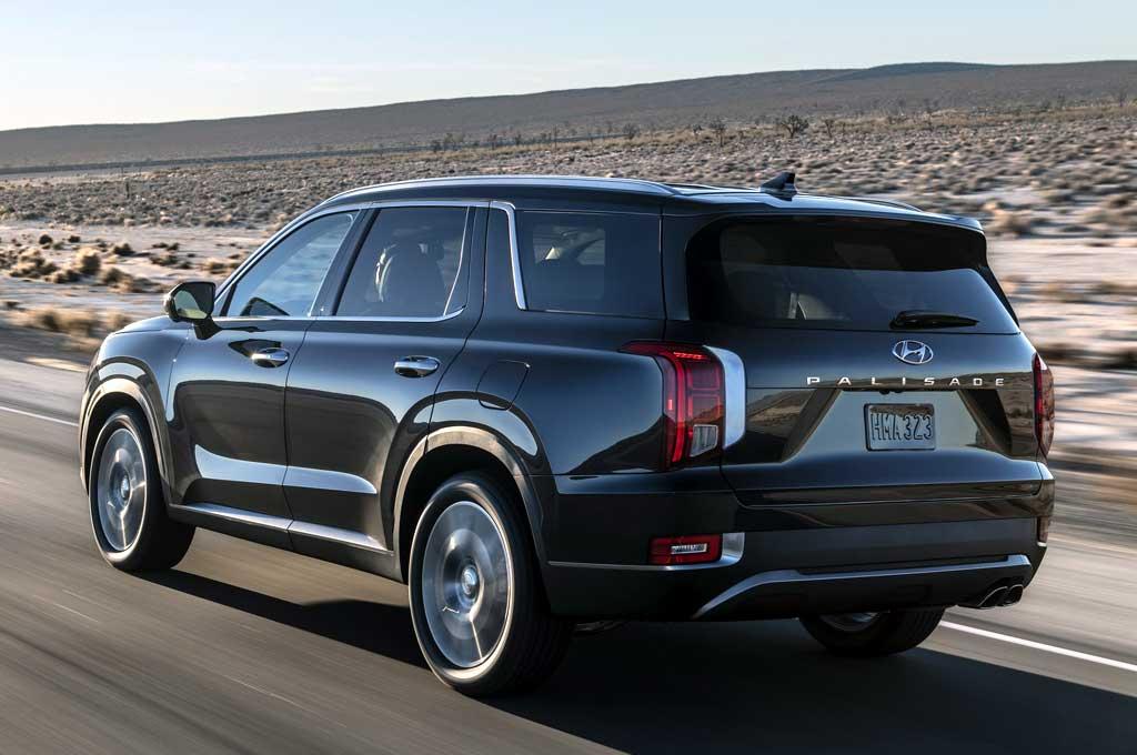 Pelisade, SUV Bongsor Hundyai Nongol di LA Auto Show