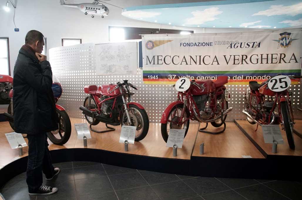 <i>Builder</i> Indonesia Cari Inspirasi di Museum MV Agusta