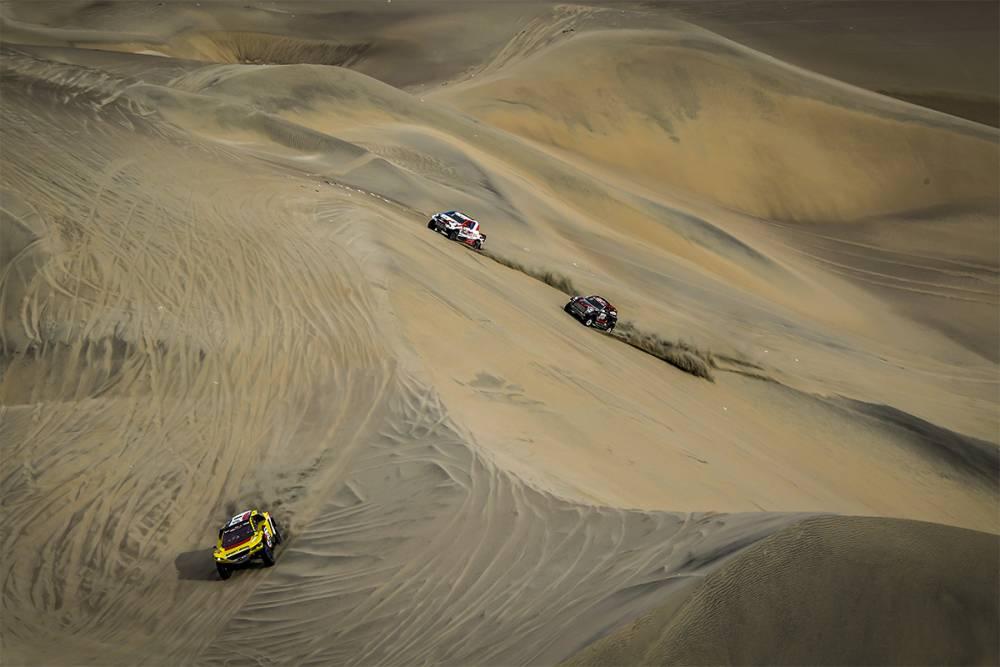 Jakub Przygonski Beri Kejutan di Etape-9 Dakar Rally