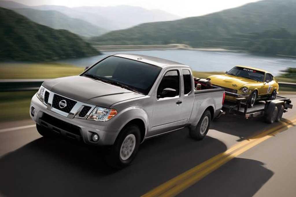 Frontier Terbaru,  Senjata Nissan Bertarung di Truk Ringan Amerika