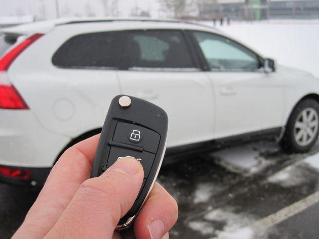 Setel Kepekaan Alarm Mobil, agar Tak Berisik