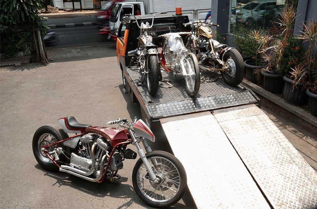 Builder Indonesia Bakal 'Tarung' di Motor Bike Expo Italia