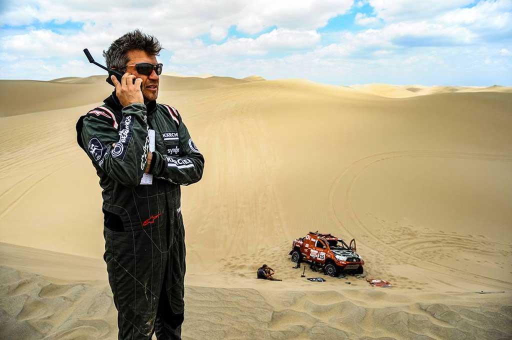 Peterhansel Taklukkan Ganasnya Etape-3 Dakar Rally