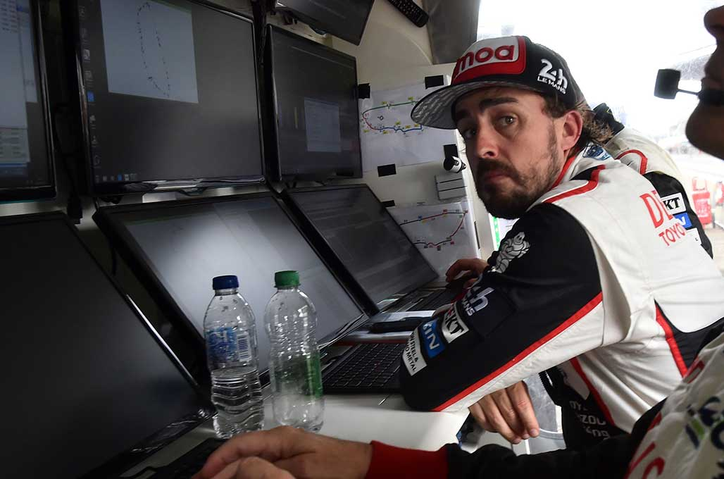 Toyota Siap Sokong Alonso Balap di Dakar Rally