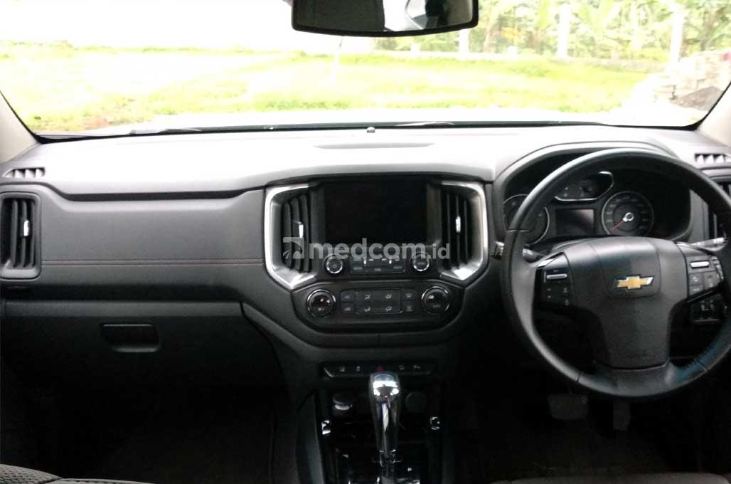 New Chevrolet Trailblazer, Tetap 'Pede' di Full Size SUV