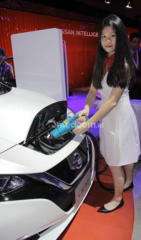 Fokus di Elektrifikasi, Nissan Punya Kejutan untuk Indonesia